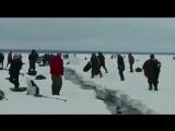 Лед тронулся! Охотское море