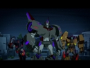 «Трансформеры. Роботы под Прикрытием Сила Объединения» 3 сезон 12 серия. Озвучка Fronda BukeDub