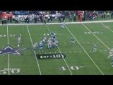 NFL 2016-2017  Week 16  Detroit Lions - Dallas Cowboys  Condensed Games  Сжатые игры  EN