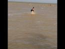 Отлив на азовском море,Ейск
