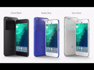 Pixel — первый смартфон Google
