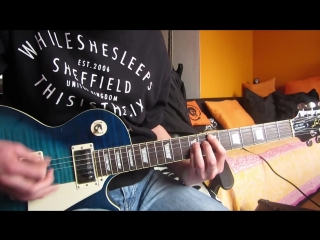 Rise Against - Blood Red White Blue (Guitar Cover)