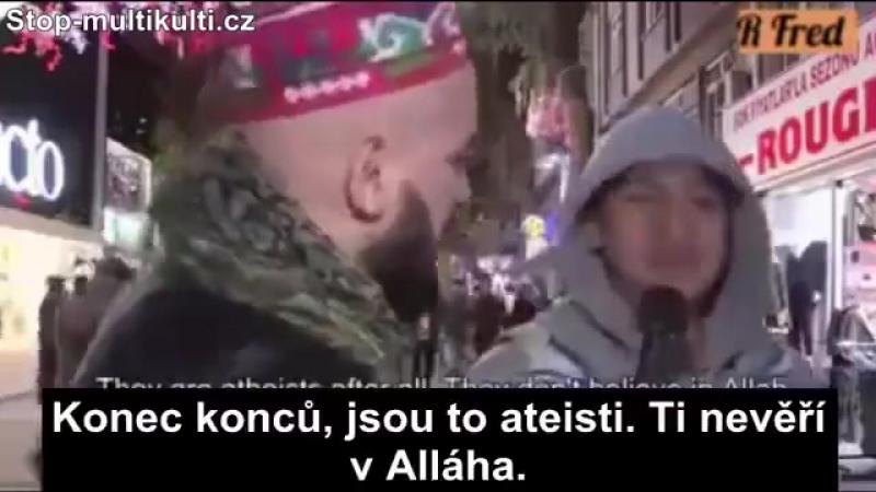 Anketa mezi Muslimy