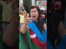 Zehra ucun Amerikani ayaga qaldirdilar - Hemyerlilerimizin ZEHRA aksiyasi