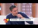 Джим Кэвизел, интервью для полского телевидения, передача. Вопрос на завтрак, 01.04.2017