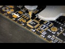 V One Solder Paste Dispensing and Reflow All in One