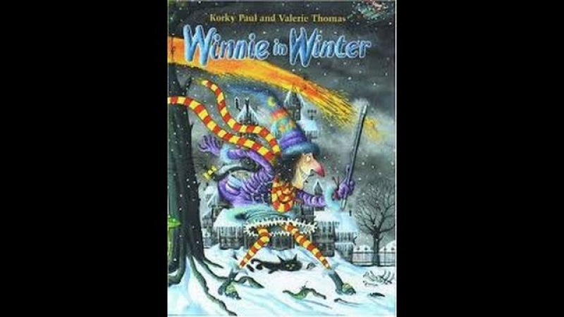 Winnie in Winter | Books for Kids Read Aloud