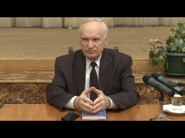 Способности человека (МДА, 2011.04.05) — Осипов А.И.