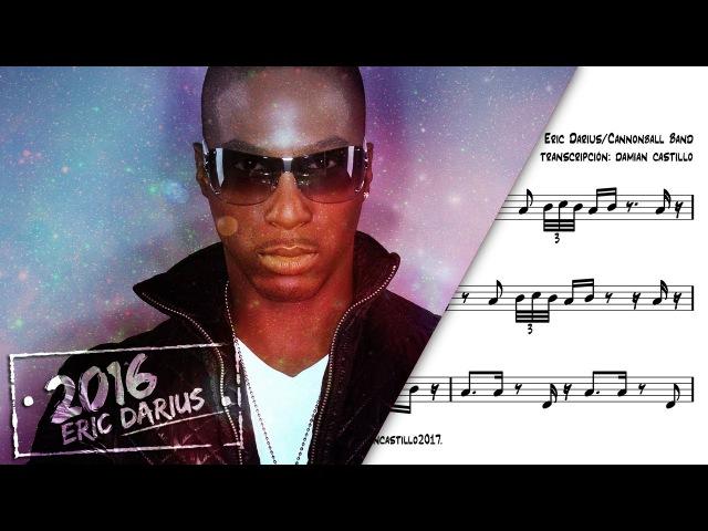 Uptown Funk - Eric Darius - 🎷Sax Alto transcription🎷