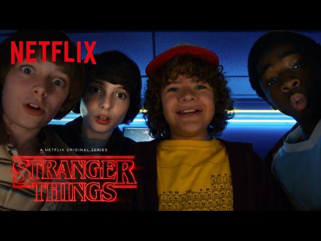 Stranger Things | Season 2 Comic Con