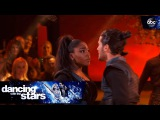 Normani and Val's Paso  -  Dancing with the Stars