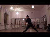 SLs Как научиться делать элемент из Dancehall (Танцы на ТНТ). Прыжок в шпагат. Даяна Ерёмина