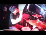 Jah Khalib - дай мне своё тело (live drums)