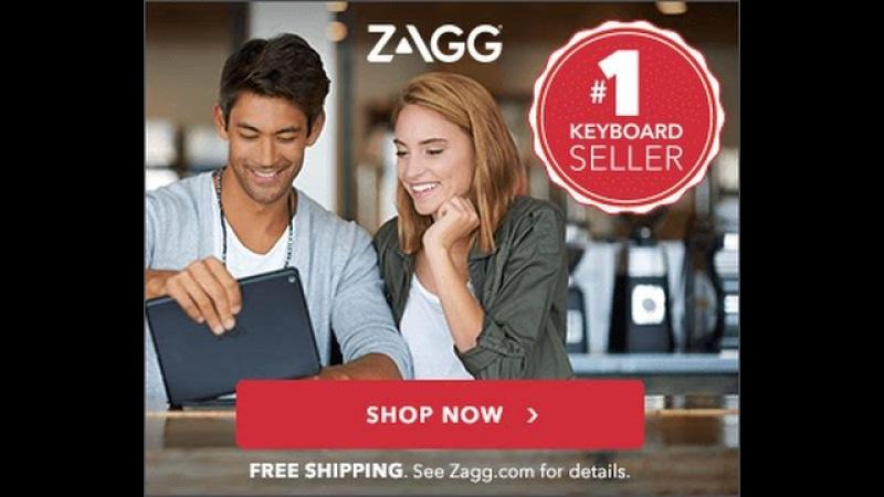 ZAGG лидер по защите мобильных девайсов.