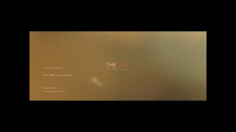 THE TIME : 12:30 - 04:00 │ DVD PREVIEW 12시30분