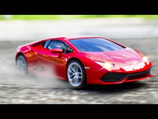 Yarış Arabası ve Polis arabası - Aşırı hızlı giden araba kaza yapıyor - Video çocuk için