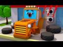 Трактор и Экстрим-Гонка по Городу НОВЫЕ МУЛЬТИКИ ПРО ТРАКТОР Мультфильмы про ма