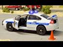 Мультик Видео для детей Полицейская машина и Пожарная машина Сборник