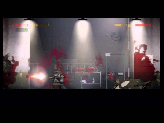Rocketbirds: Hardboiled Chicken - Co-Op Gameplay Trailer