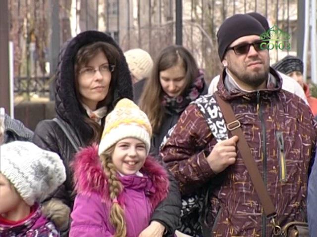 Праздник Антипасхи состоялся в Веселом Поселке Санкт-Петербурга