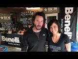 Keanu Reeves Training Taran Chapter 2