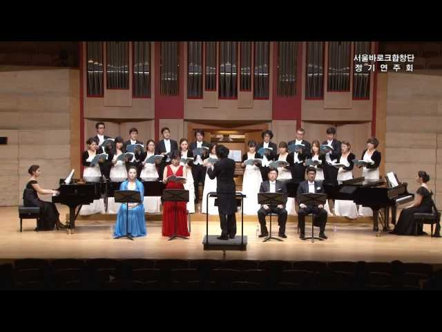 Petite Messe Solennelle - Gioacchino Rossini - Seoul Baroque Choir 2014