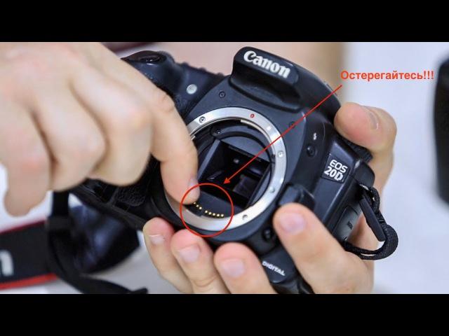 Как выбрать бу фотоаппарат