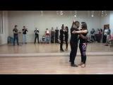 Walter Fernandes &amp Oksana   Ipanema dance studio   zouk  23.03.17