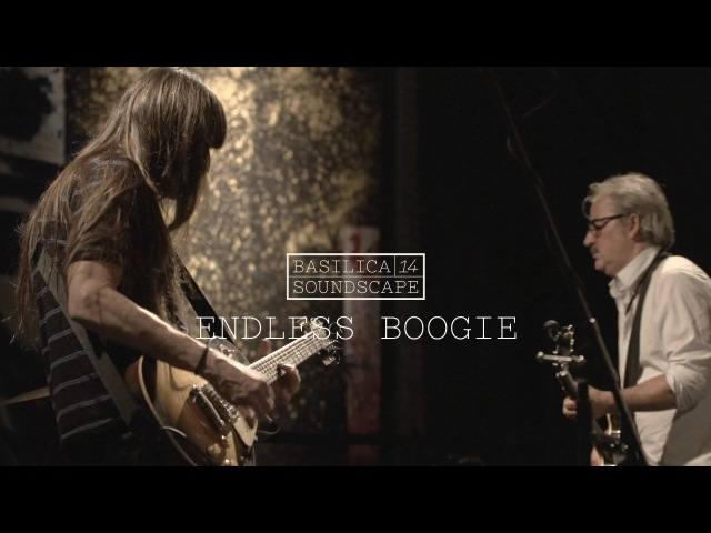 Endless Boogie perform at Basilica Soundscape 2014