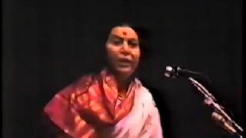 1983 год, 29 января. Публичная Программа «Разоблачение лжегуру» Дели. Индия. Перево ...