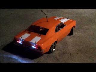 HPI Racing 1/10 Sprint 2 Sport 1969 Camaro Body Turnigy Smart LED Car Lighting System