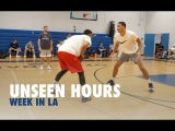 Jayson Tatum, Jordan Clarkson &amp Kelly Oubre Play 1 on 1 Unseen Hours With Drew Hanlen Ep 4