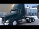 2006 Volvo Day Cab Highway Tractor