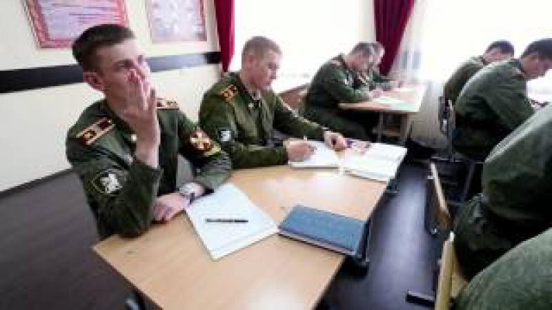 Курсантские годы (курсанты 9 роты СПбВИ, 3-й курс)