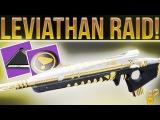 Destiny Leviathan Raid! Royal Pools (Stop The Bathing Ritual) & Pleasure Gardens (Survive The Hunt)