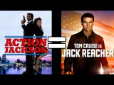 I watched Tom Cruise's Jack Reacher and it's a carbon copy of 1988's Action Jackson with Carl Weathers