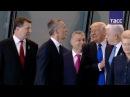 В Белом доме пояснили, почему Трамп отодвинул премьер-министра Черногории на саммите НАТО