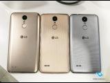 Знакомство с LG K10 K8 и K7