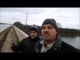 Судоходный канал над судоходной рекой. Немецкий инженерный гений и превосходство. Русские в Германии