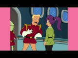 Futurama Zapp Brannigans Guide to Making Love at a Woman