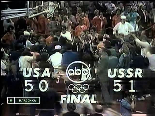 Рассказ о финале ОИ-1972 в рамках документального цикла «Обратный отсчёт» (телека ...