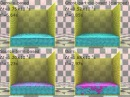 An Efficient Hybrid Incompressible SPH Solver with Interface Handling for Boundary Conditions