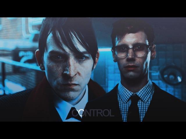 Control; edward oswald