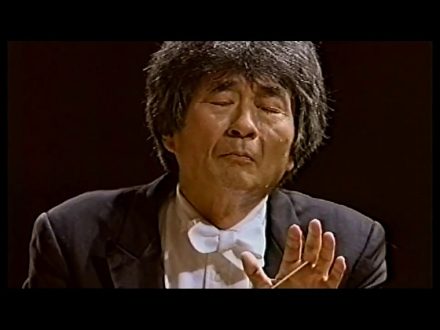Tchaikovsky Serenade for Strings Ozawa Saito Kinen Orchestra 1991 Movie Live