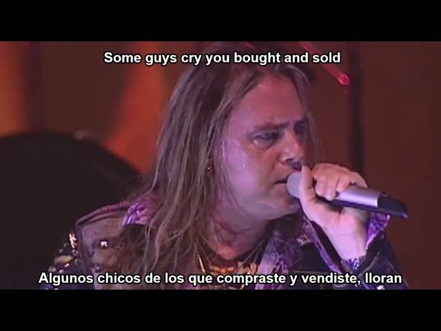 Helloween A Tale That Wasn't Right Subtitulos en Español y Lyrics (HD)