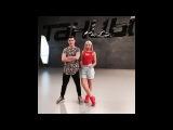 Танцы на ТНТ 3 Сезон Даша Ролик и Максим Жилин