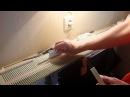 Частичное вязание на ЛК-150, 2 часть