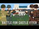 The US Army German Wehrmacht VS Waffen SS - Battle for Castle Itter 1945