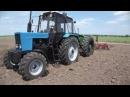 Додатковий технологічний модуль до трактора Кий - розробка ННЦ «ІМЕСГ» НААН України
