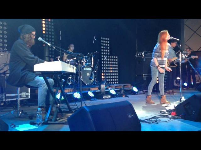 Гурт Колір - Пливи, рибо, пливи (Lviv acoustic fest 2016)